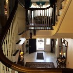 Beautiful foyer!