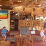 La zona del bar