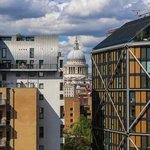 View of St Pauls Cathedral