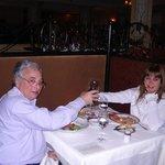 Cena en el Hotel