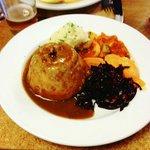 Steak and Kidney Pie (savory)