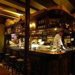 Tapas bar selections