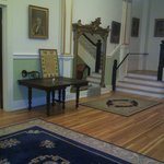 The Masonic Lodge- Haunted Asheville/ Museum are located in the basement of this historic buildi