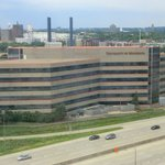 UNIVERSITY OF MINNESOTA MEDICAL CENTER ACROSS FREEWAY