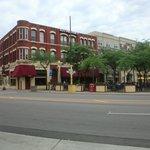 SGT. PRESTON'S SPORTS BAR / RESTAURANT ACROSS THE STREET