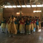 Nacula village welcomes us