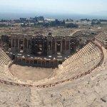 Theatre, Hierapolis, Panukkale
