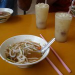 Laksa for lunch