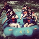 Fantastic day whitewater rafting. Ben was the best! Can't wait to go back :)