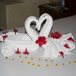 Wonderful Towel Creations Each Day