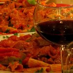 Chendo offers a nice variety of wines that pair well with pasta