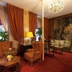 Lounge at Hotel Amarante Beau Manoir
