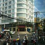 BelAmi Hotel (front)