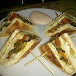 club sandwich calabro