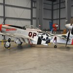 P-51 Mustang - available for flights.