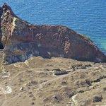 Ruin's on White Island