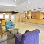 Normal Tryp Malaga Alameda Reception Lobby