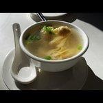 nice short soup