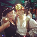 Pirate night at zeugma
