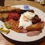 Great Breakfast for £8.95 Including tea and Coffee