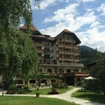 Grand Hotel Park, Garden View