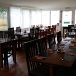 Our Conservatory Restaurant