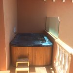 Great relaxing Jaccuzi