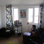 Large living room. Room 43