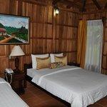 Unsere Cabana