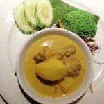 Delicious Thai Cuisine from resort restaurant