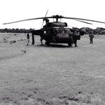 Blackhawk visit