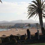 Hotel_Vista desde la playa