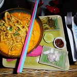 Loacl Treat Khao Soi..a must try in Chiang Mai