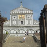 The Basilica of San Miniato al Monte