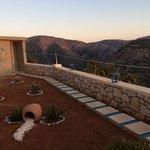 Toilet in the mountains at Thavma