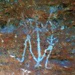 Amazing rock art