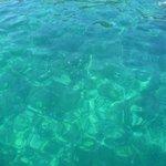 il blue del mare di koh tao