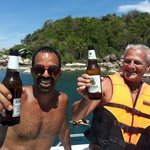 a fine immersione una meritata singha beer