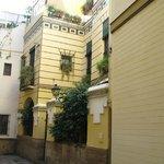 Vista di Calle Mariscal