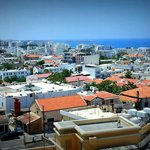 View of Kyrenia from our window