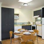 Australis Hotel Noosa Lakes Apartment Kitchen