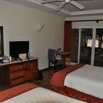 Unser Zimmer (Premium-Zimmer)