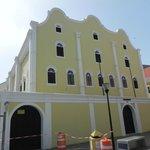 Synagogue - rear of building