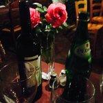 Rioja y rosas