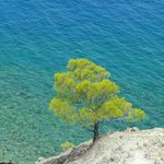 Beautiful colours of the 12 islands Fethiye boattrip