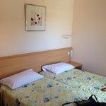 Chambre 18 (avec petite terrasse)