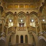Escalera principal Museo Naval de Madrid (copyright ABC, Ángel Navarrete fotógrafo)