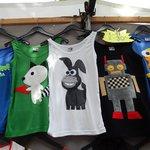 waterlooplein market - magliette strambe