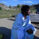 actor playing Jesus