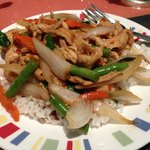Pad Prik Thai Diner - June 2014